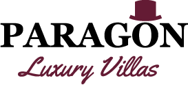 logo paragon luxury villas