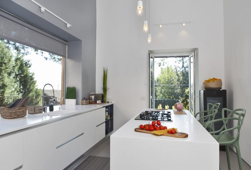 kitchen villa