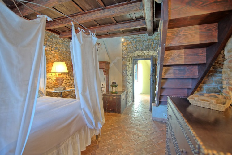 double bedroom castle