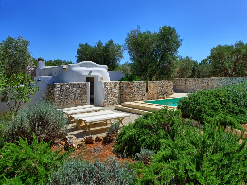 trullo in salento for rent