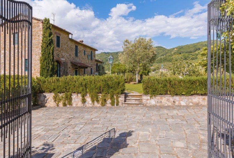 country house tuscany italy