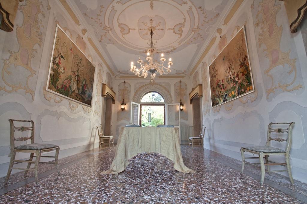 Luxury villa for rent in Prosecco area