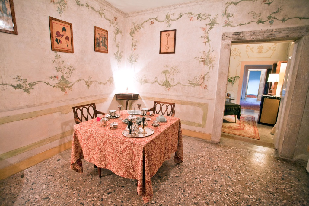Luxury villa for rent in Prosecco area