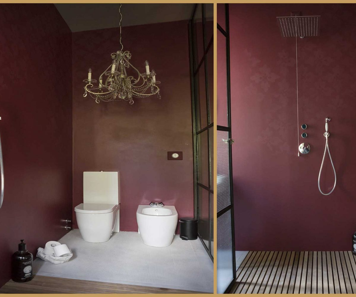 bathroom palace to rent in treviso