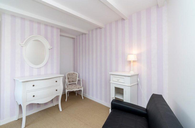 bedroom Ile de re private villa for rent France