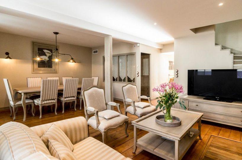 Ile de re private villa for rent France