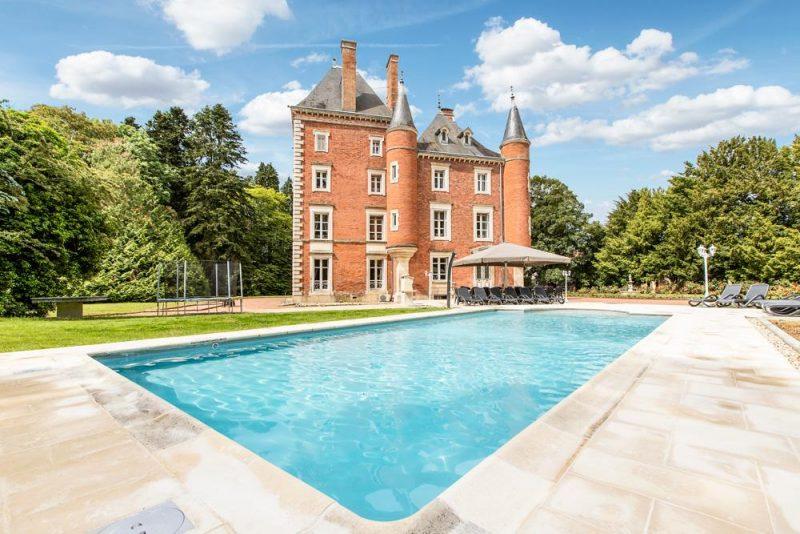 Villas in France for rent