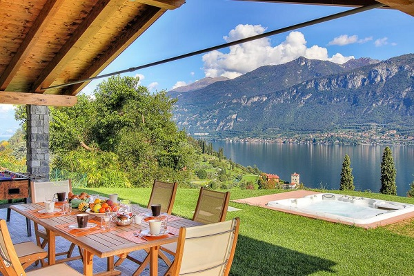 Luxury villas for rent In Italy France and Greece