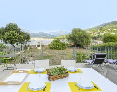 Beach Villa rental 1 |  Corsica | 3 Bedrooms