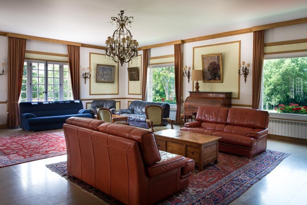 indoor living areas