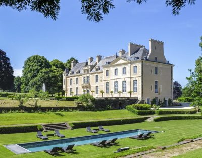 Luxury Chateau 1 | Normandy | 16 Bedrooms