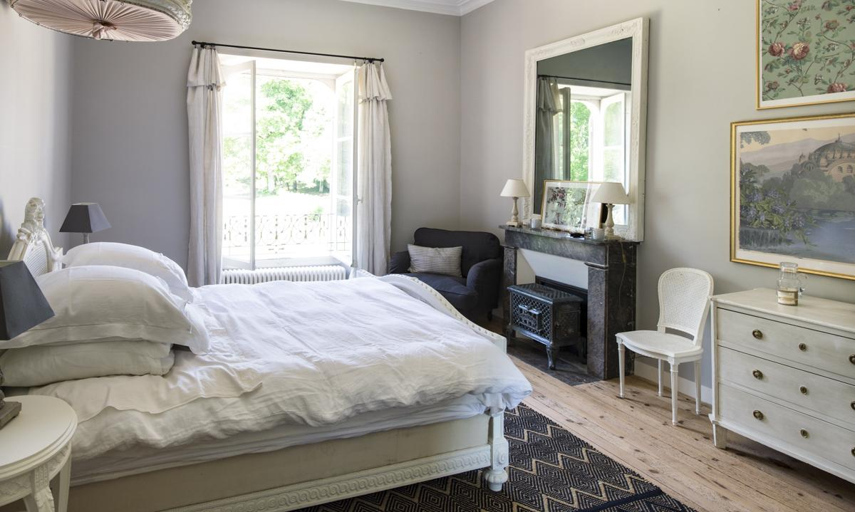 Double ensuite bedrooms