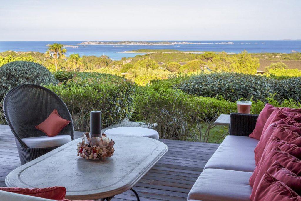 Villa rental corsica Views to beach