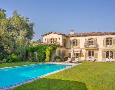 Luxury family Villa 2 | Cannes | 6 Bedrooms