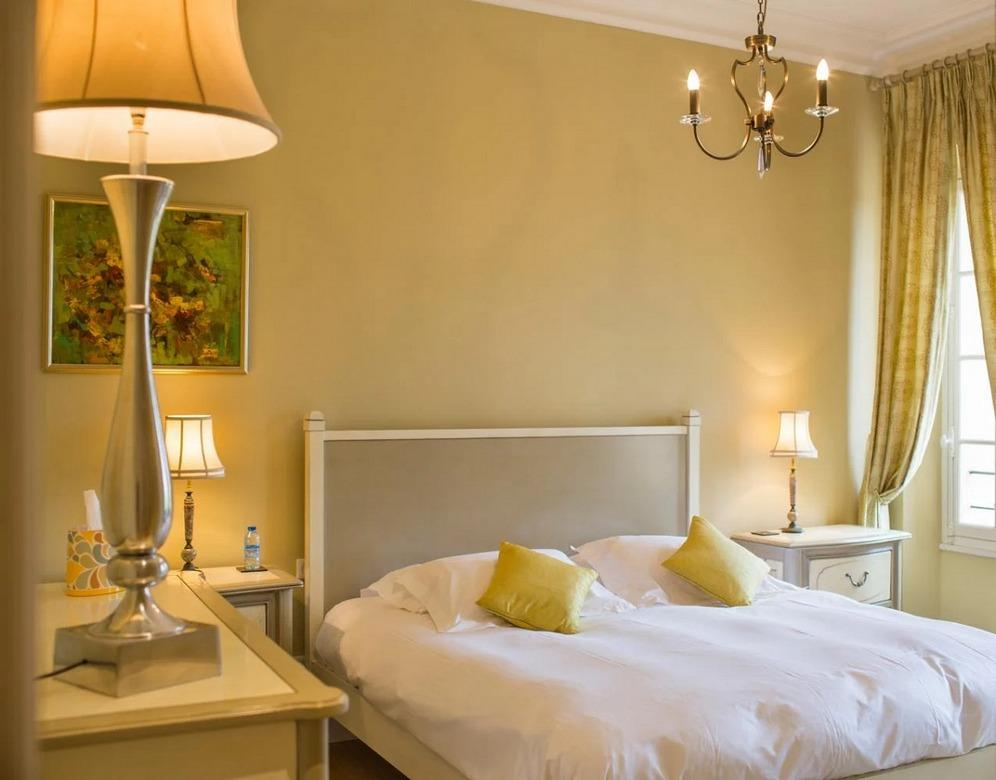 Double bedroom Large Wedding Venue Villa Cannes