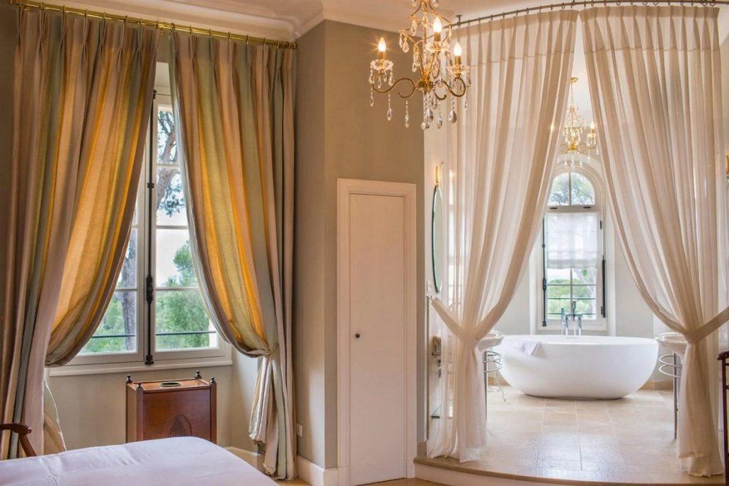Double En-suite bedrooms Villa Cannes