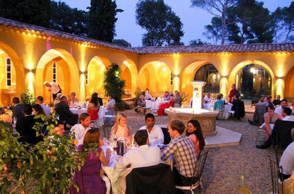 wedding chateau near nice