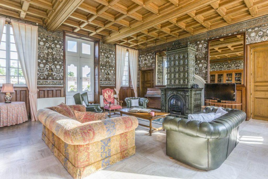 Chateau Interior living area