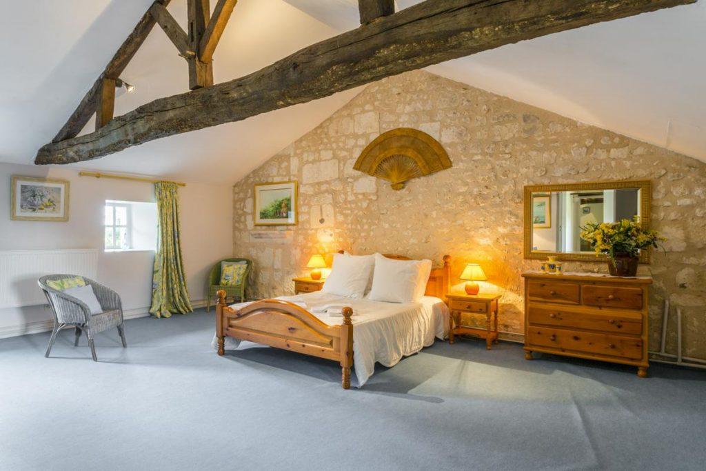Ensuite villa bedrooms