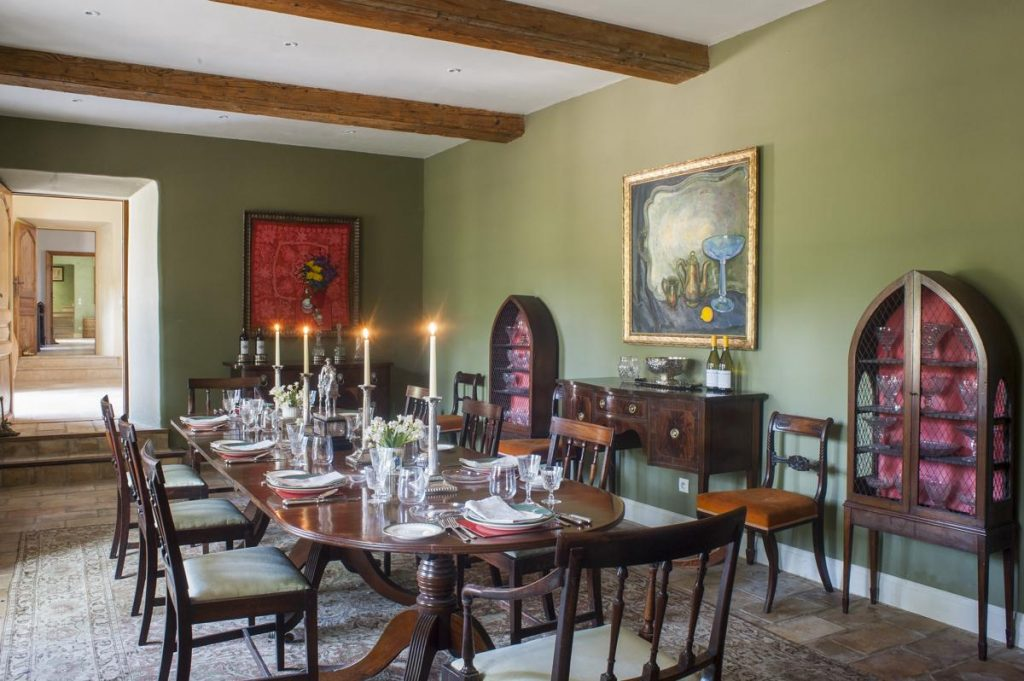 LIving and dining Villa in Carcassonne Languedoc-Roussillon