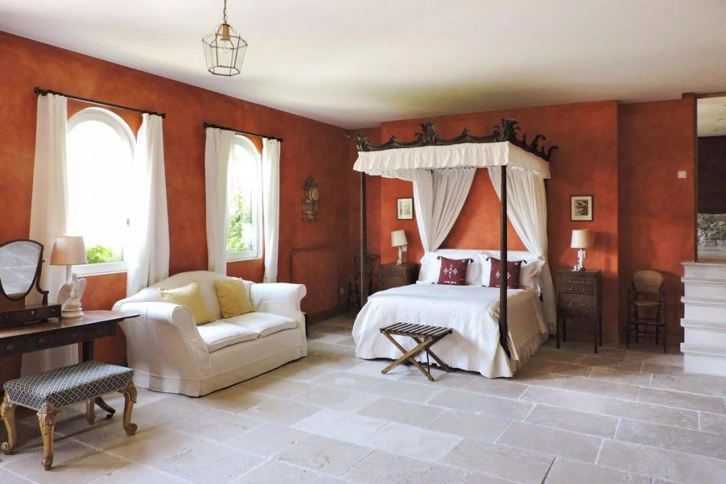 Ensuite bedrooms Villa in Carcassonne Languedoc-Roussillon