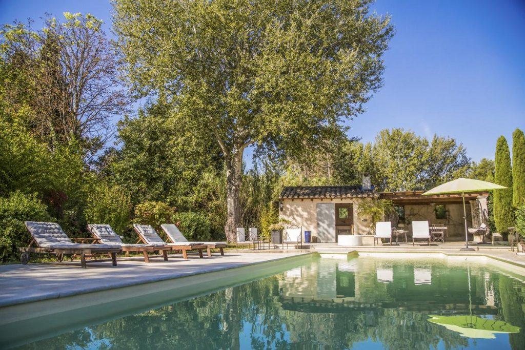 Private heated pool Luxury Villa in Saint-Rémy de Provence