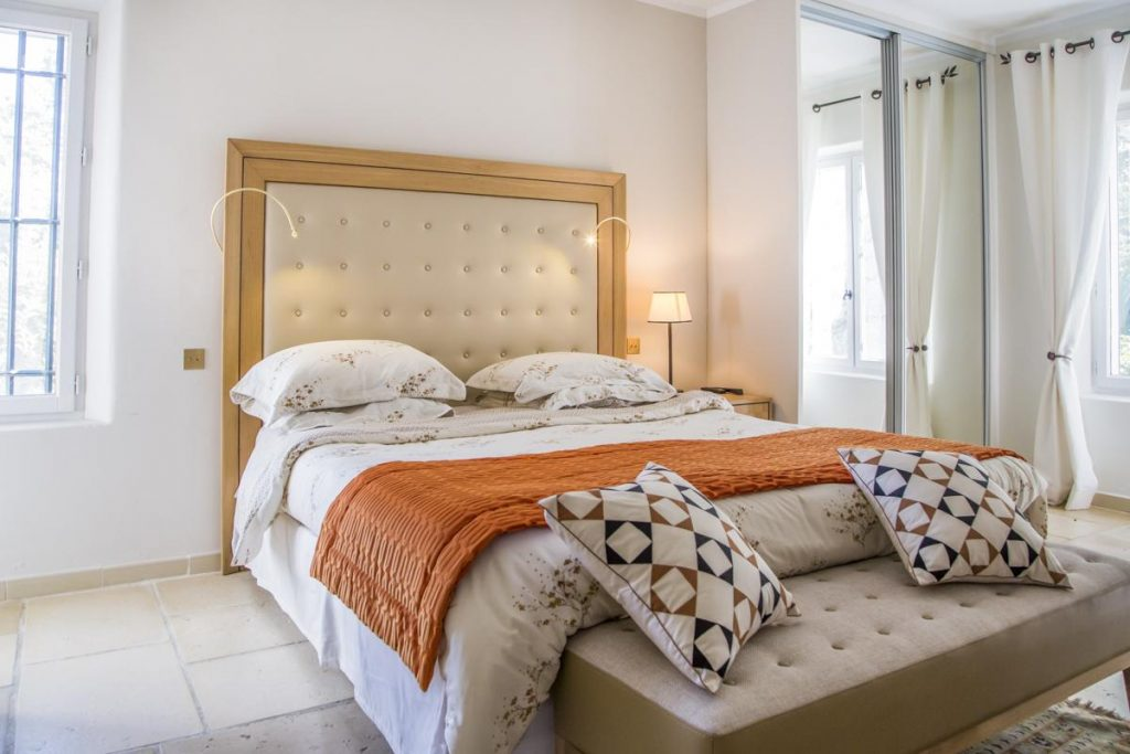2nd Bedroom of the Provence Villa in France