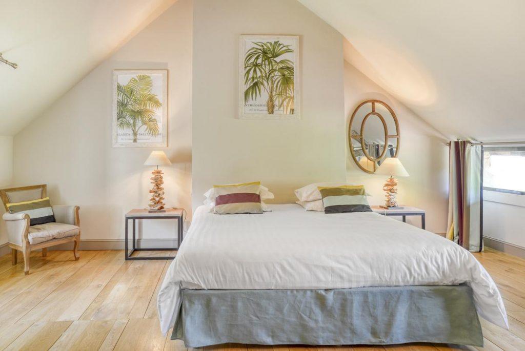 DOUble ensuite first floor bedroom