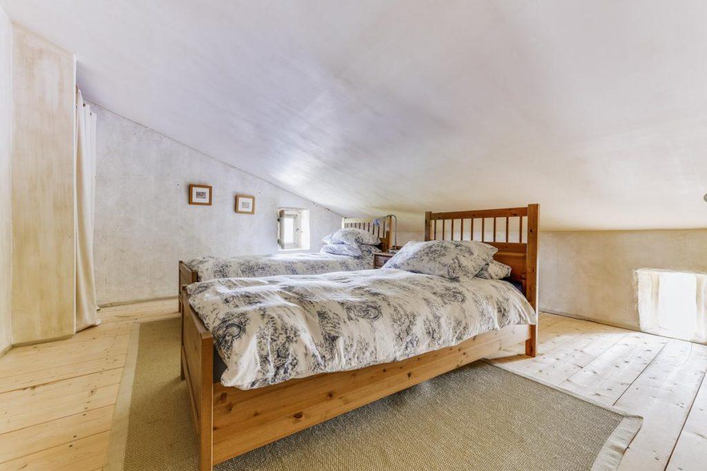 Twin Bedroom second floor