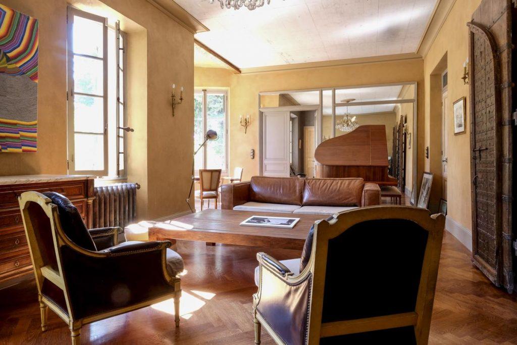Villa Interior living Ground floor