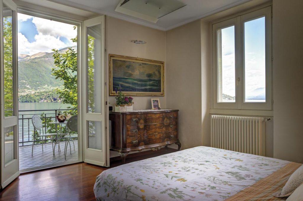 First Floor Master bedroom with terrace