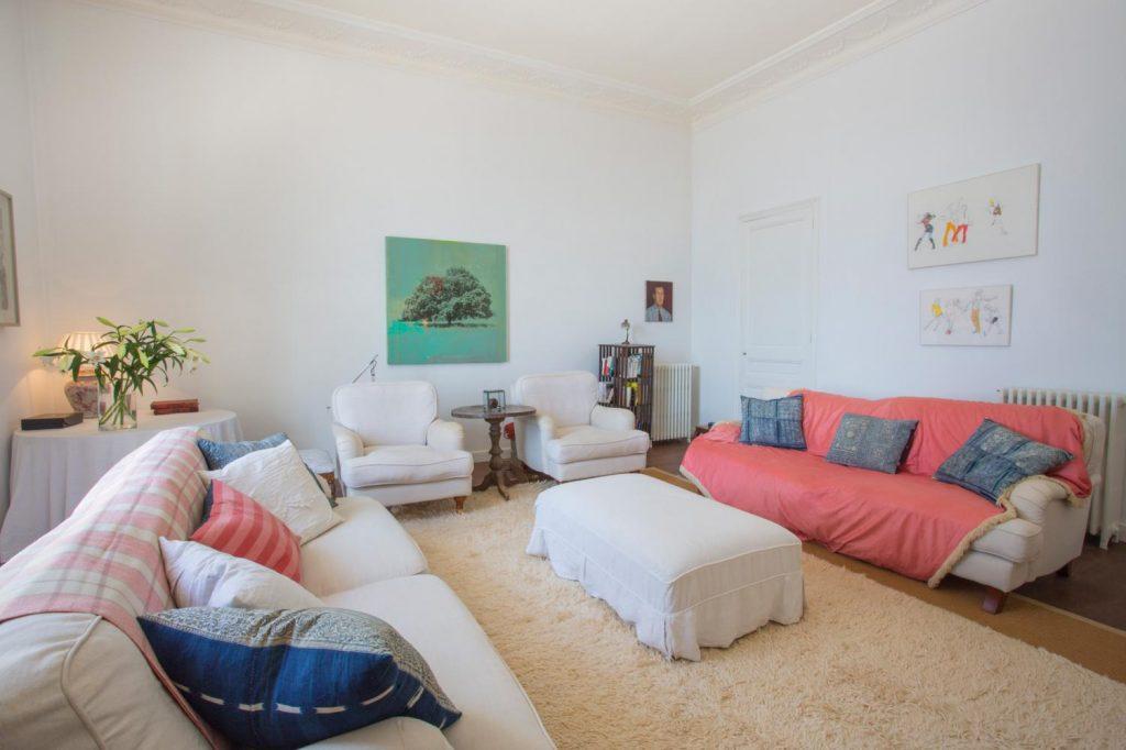 Villa Interior sofa sitting areas