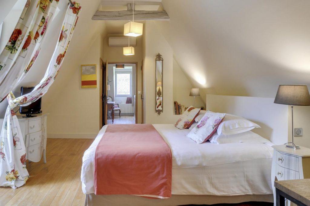 Double Ensuite bedroom Ground floor