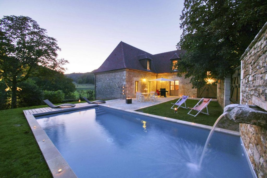Family friendly French Gite with Private Pool