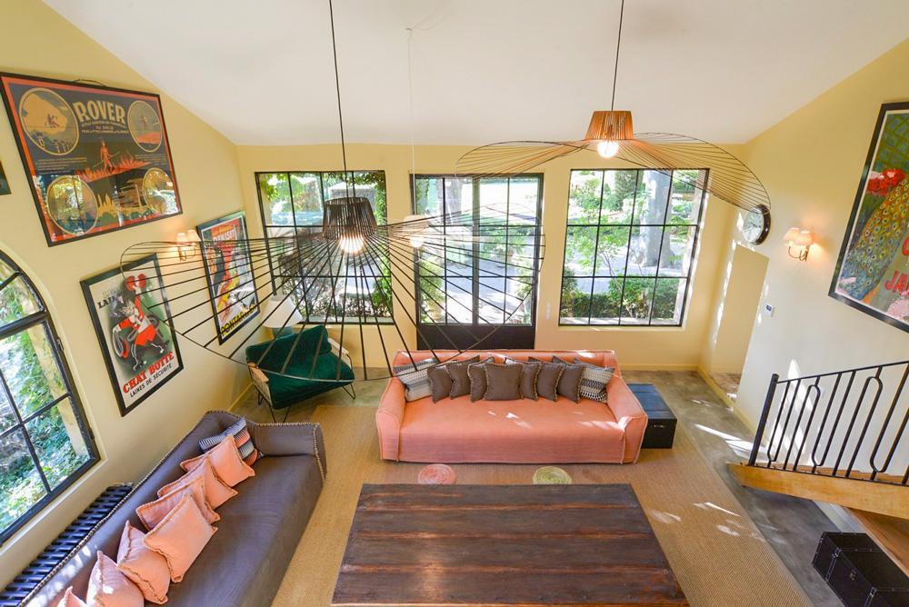 Interior Living areas