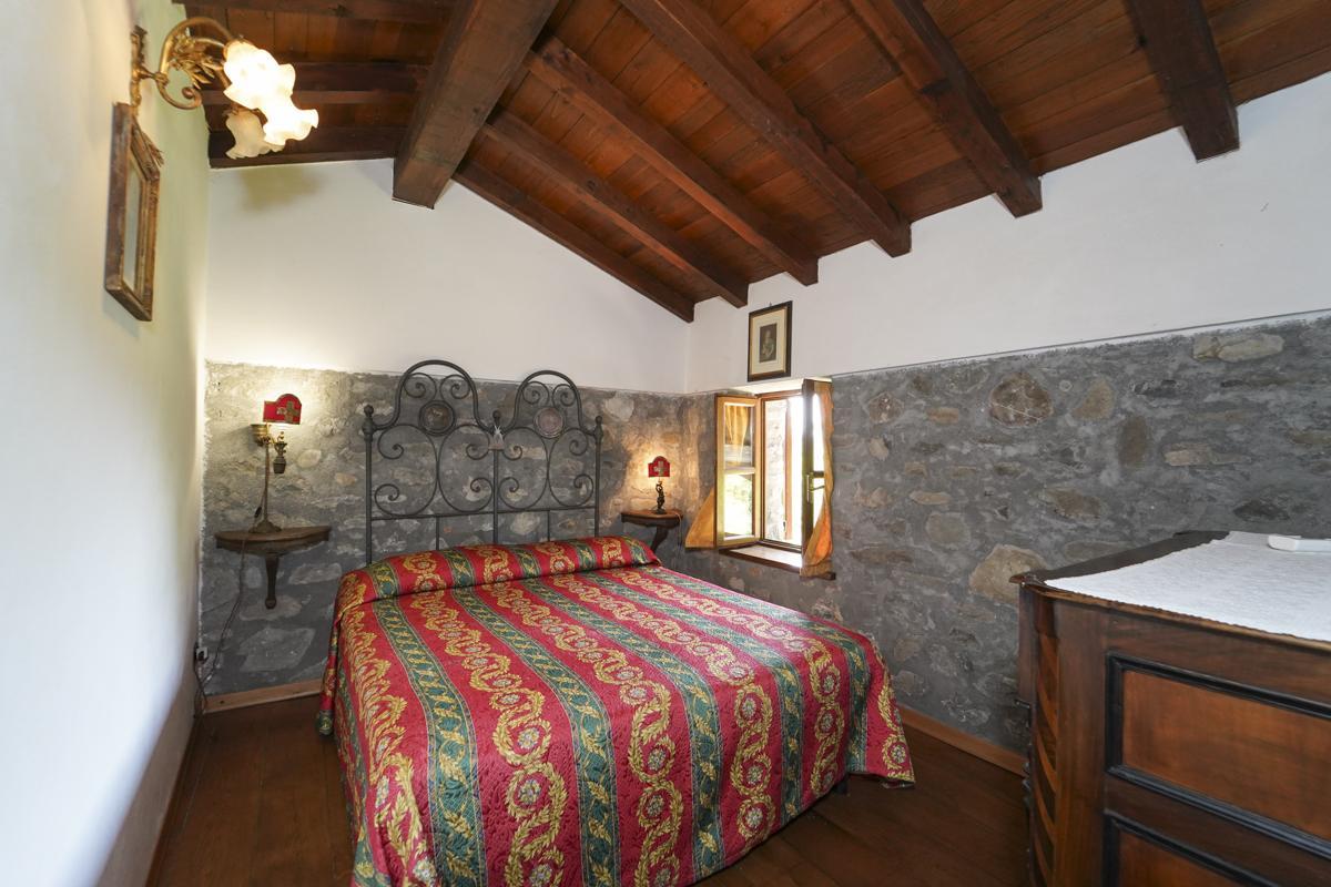 Villa 2 double ensuite bedroom
