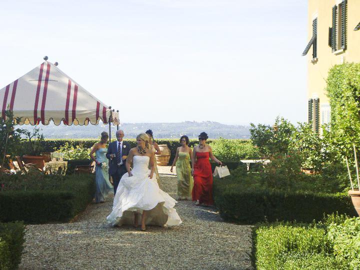 Bride Wedding Venuw castle outdoor views