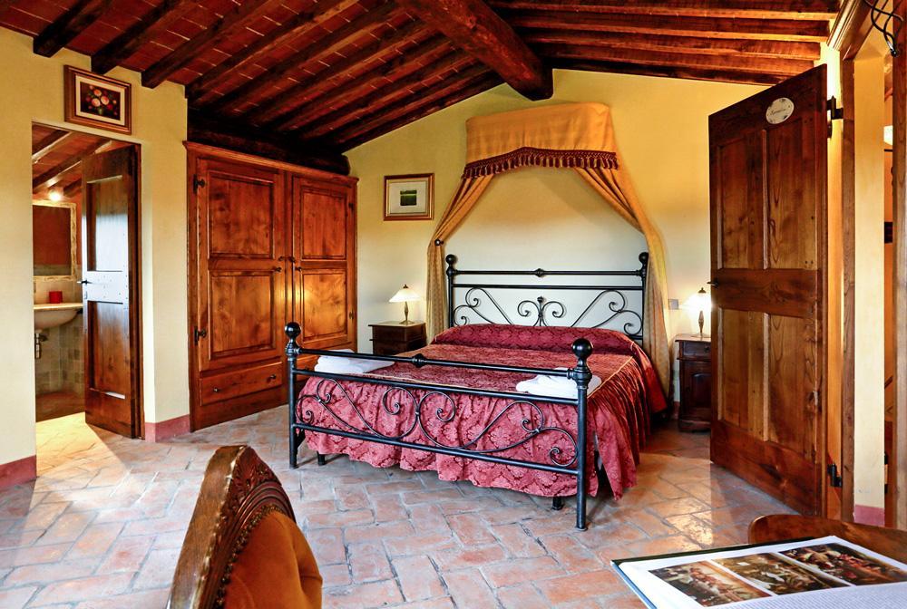 Master bedroom double ensuite