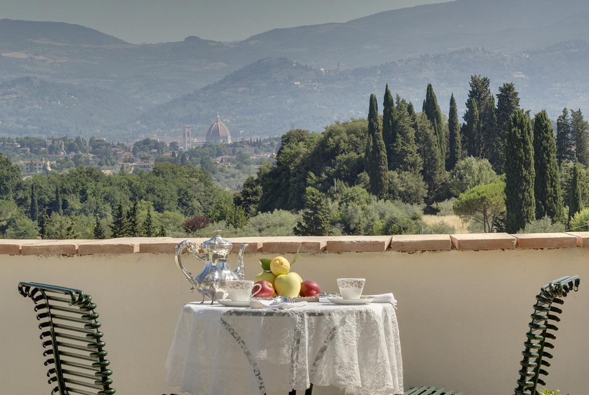 large Mansion villa in Florence