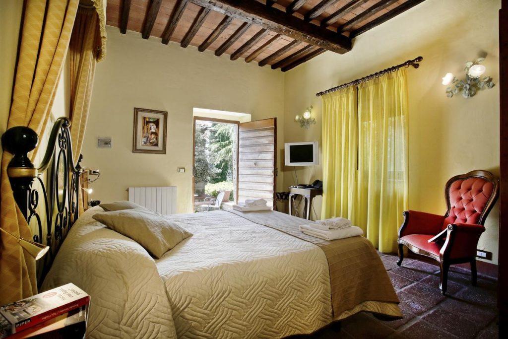 DOuble bedrooms of villa apartments