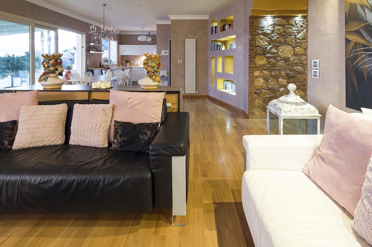 Villa Interior layout