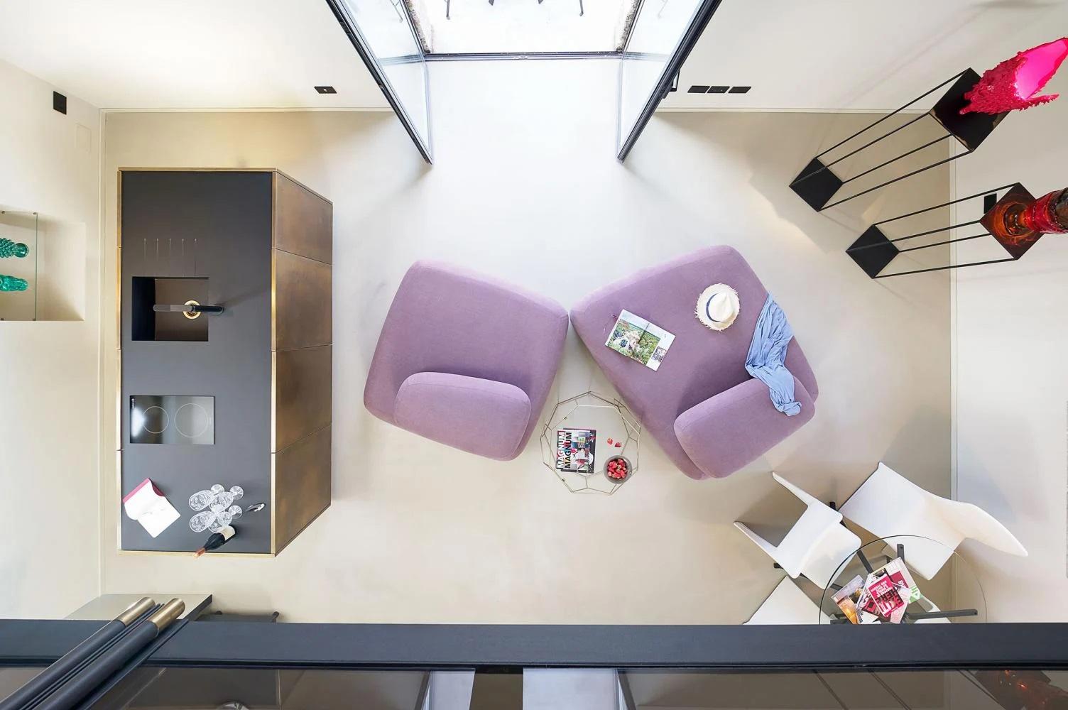 Villa Interior living areas