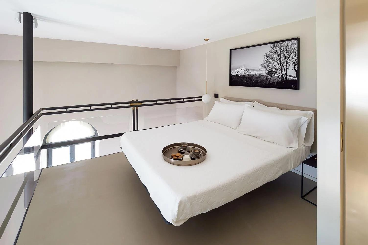 third floor bedrooms