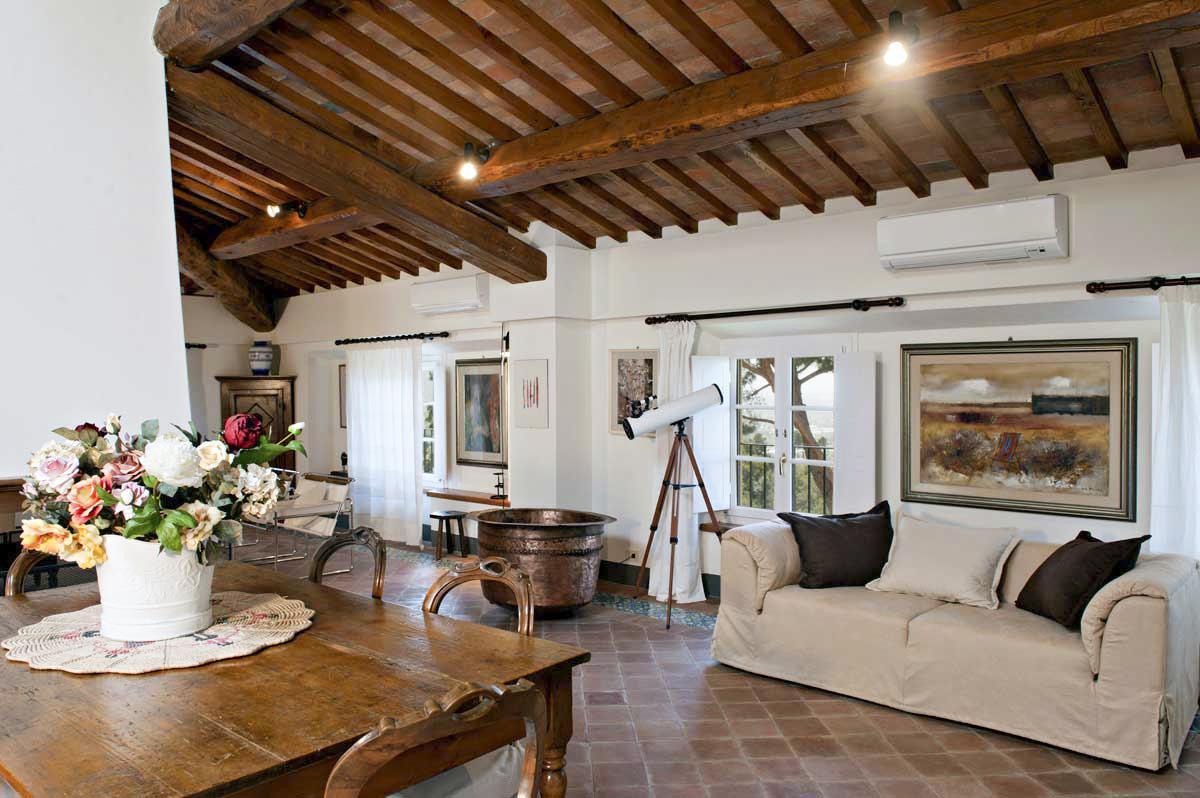 Living areas Villa Interior