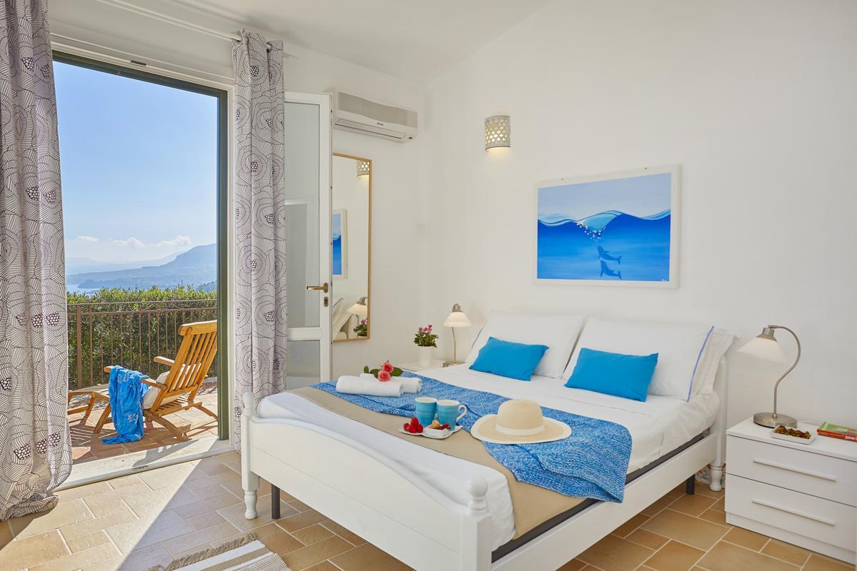 Double Ensuite bedrooms Large luxury villa Sicily