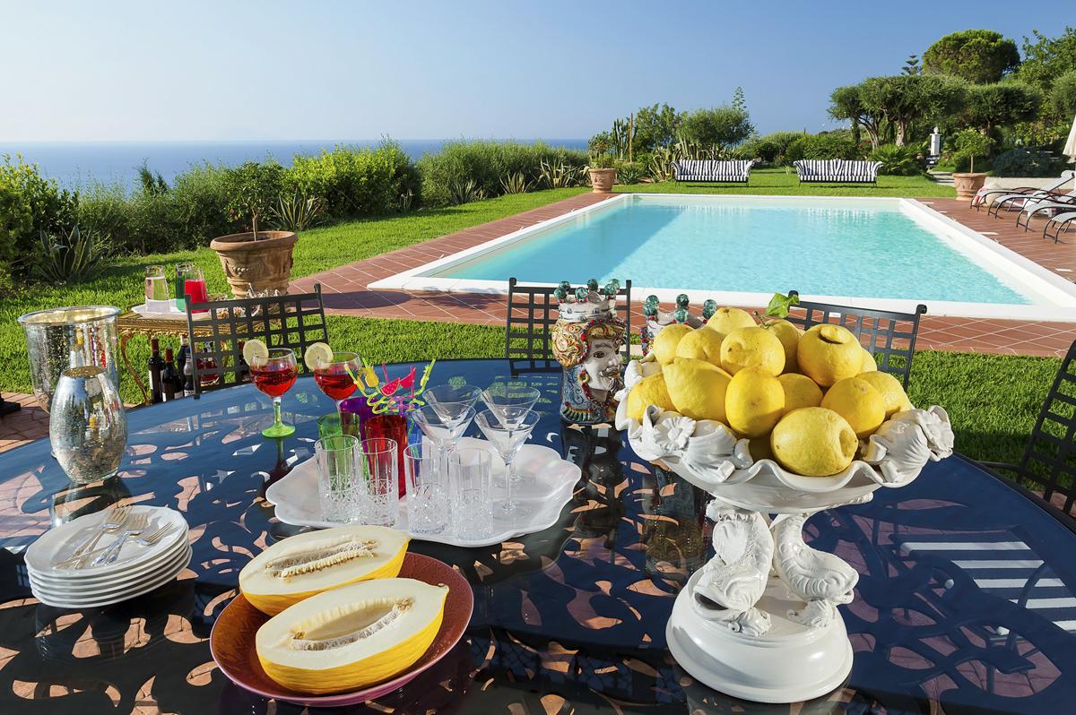 Sicily luxury villa