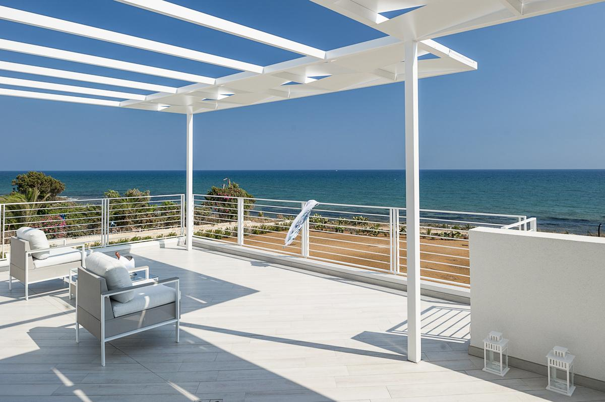 Views from Luxury Home with a Private pool in Ragusa, Sicily, Italy