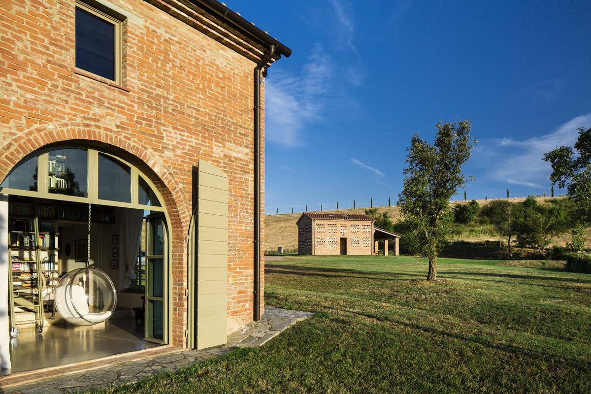 Family cottage Pisa Tusancy outdoor