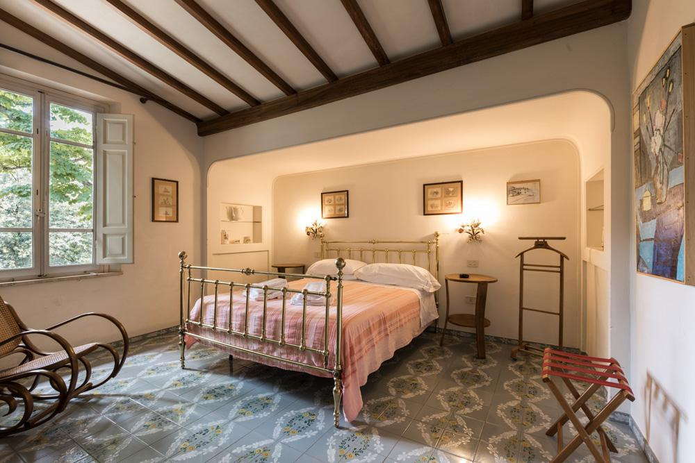 Apartment bedrooms Tuscany