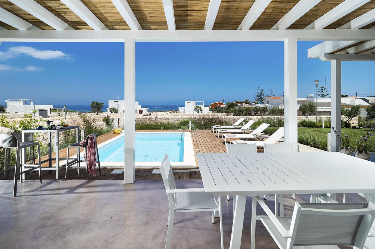 Beach house Sicily UK